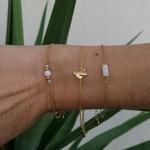 Bracelets acier souples