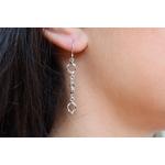 Boucles d'oreillesModerne
