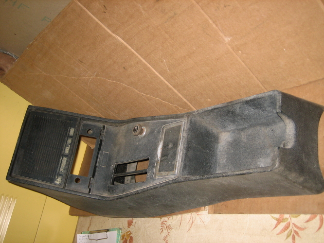 console renault 12 renault auto pi ces anciennes. Black Bedroom Furniture Sets. Home Design Ideas