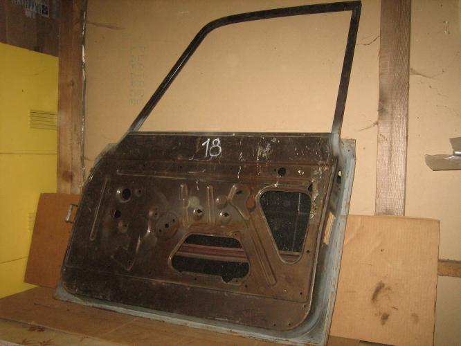 porte avant renault 16 renault auto pi ces anciennes. Black Bedroom Furniture Sets. Home Design Ideas