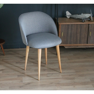 1 - Chaise Annee 50