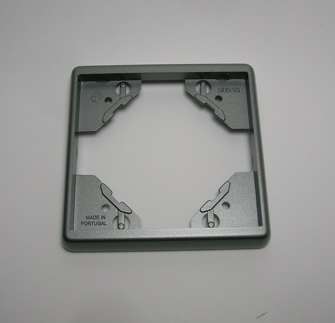 Plaque APOLO5000 Métal - Graphite