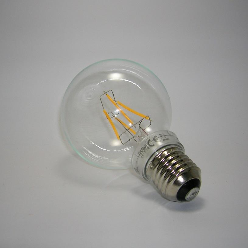 LED Filament EnergySmart Globe G80 6,5W Claire