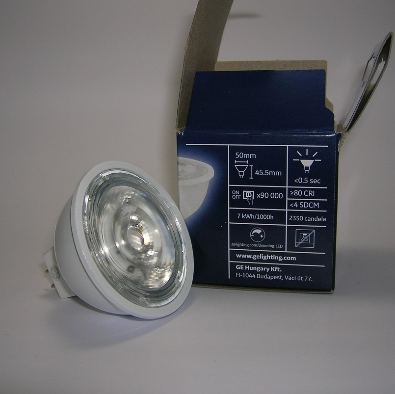 LED MR16 Gradable Precise ConstantColor - 7W Angle 25°