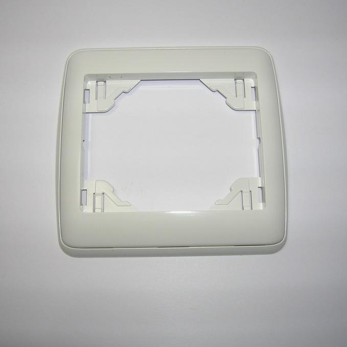 Plaque Sirius70 Ambiant - Blanc/Blanc