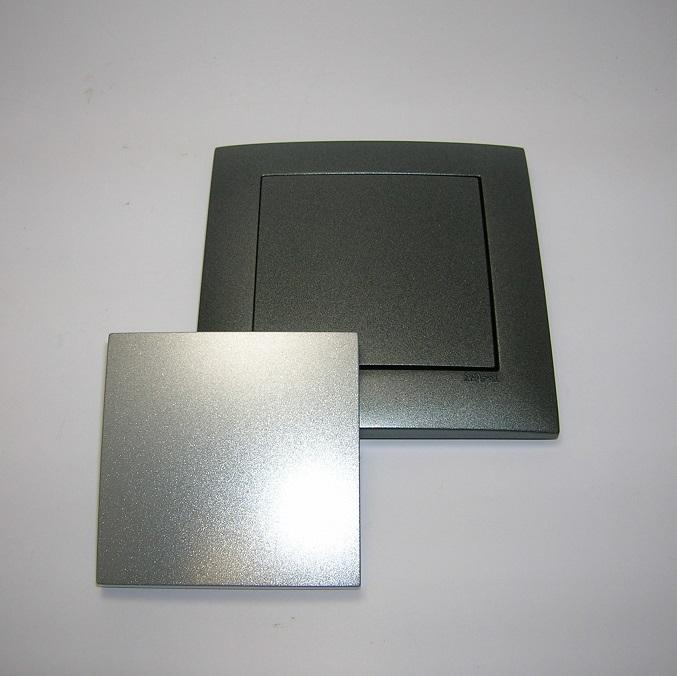 Interrupteur efapel logus90 Gris