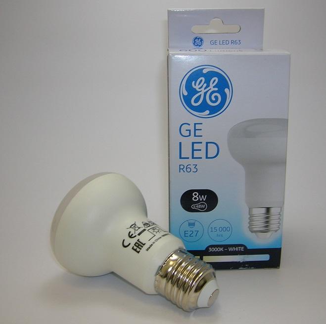 LED R63 START 8W Culot E27