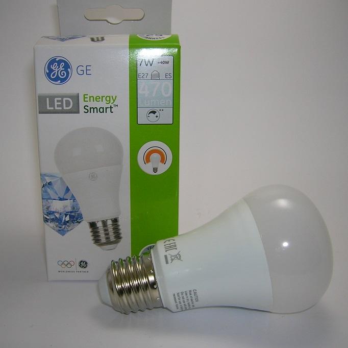 LED GLS OMNI ENERGY SMART Culot E27 7W Gradable