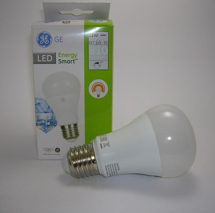 LED GLS OMNI ENERGY SMART Culot E27 11W Gradable