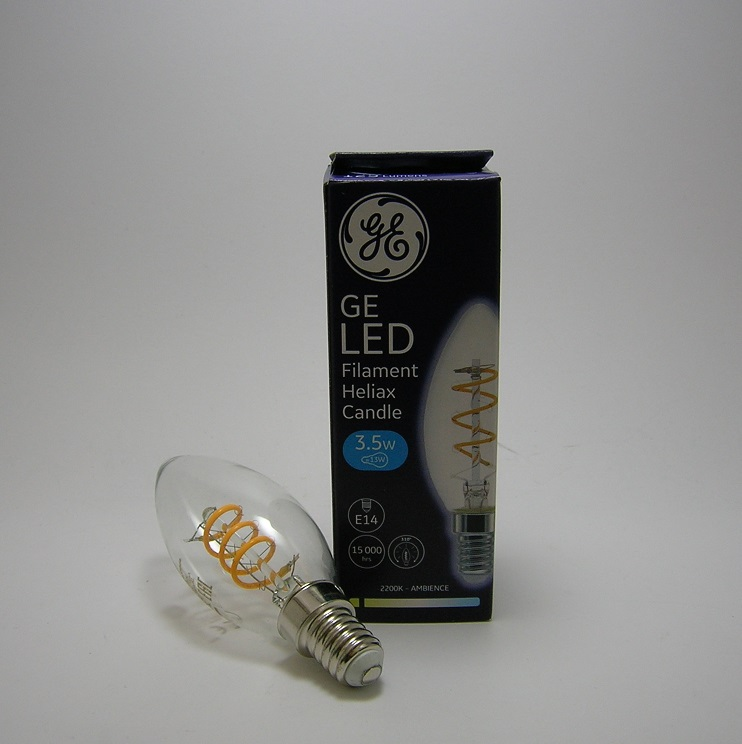 GE-LED-Filament-Heliax-Candle-Clear-E14-1