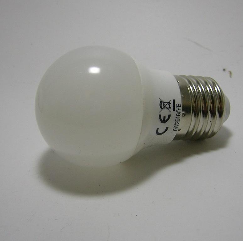 Ampoule LED Globe G45 E27 - 6W - 2700 kelvin