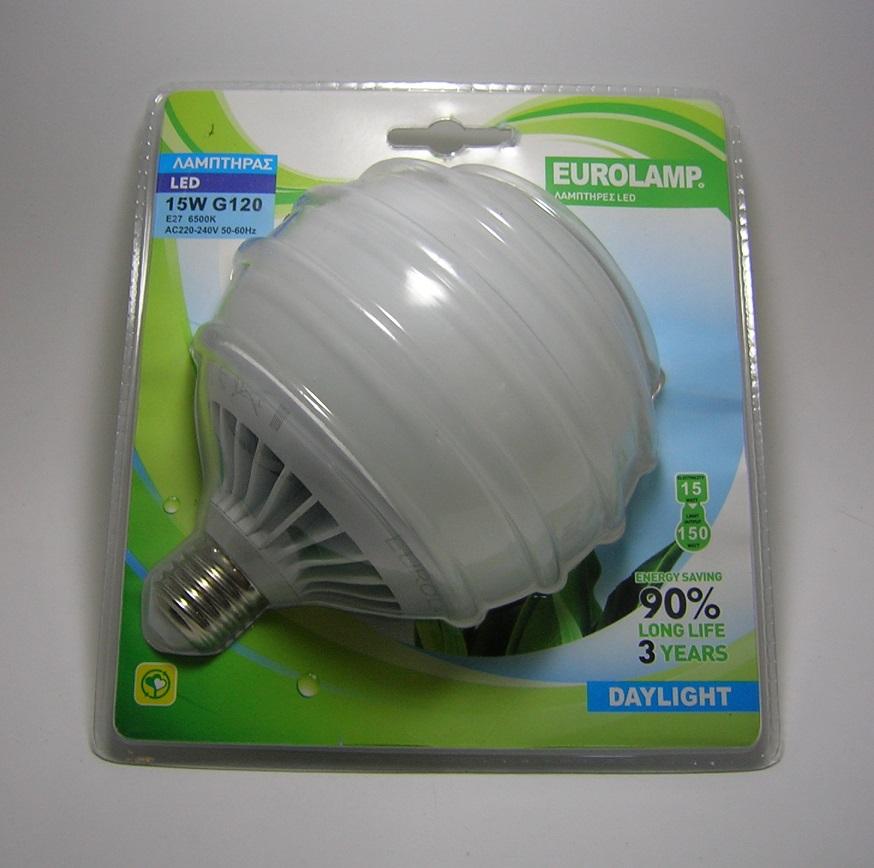 Ampoule LED G120 15W