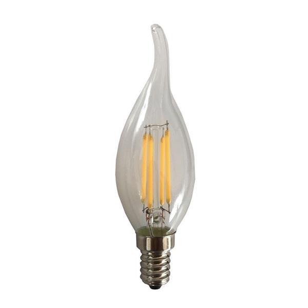 LED Filament flamme coup de vent claire 147-81251