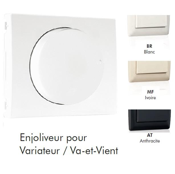 Enjoliveur pour Variateur / Va-et-Vient Sirius70