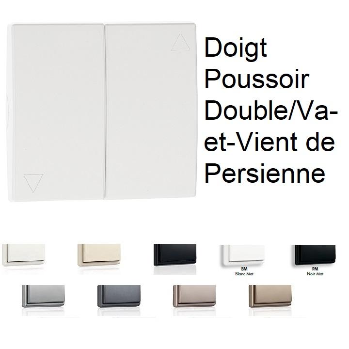 Doigt pour Poussoir Double / Va-et-Vient de Persienne APOLO5000