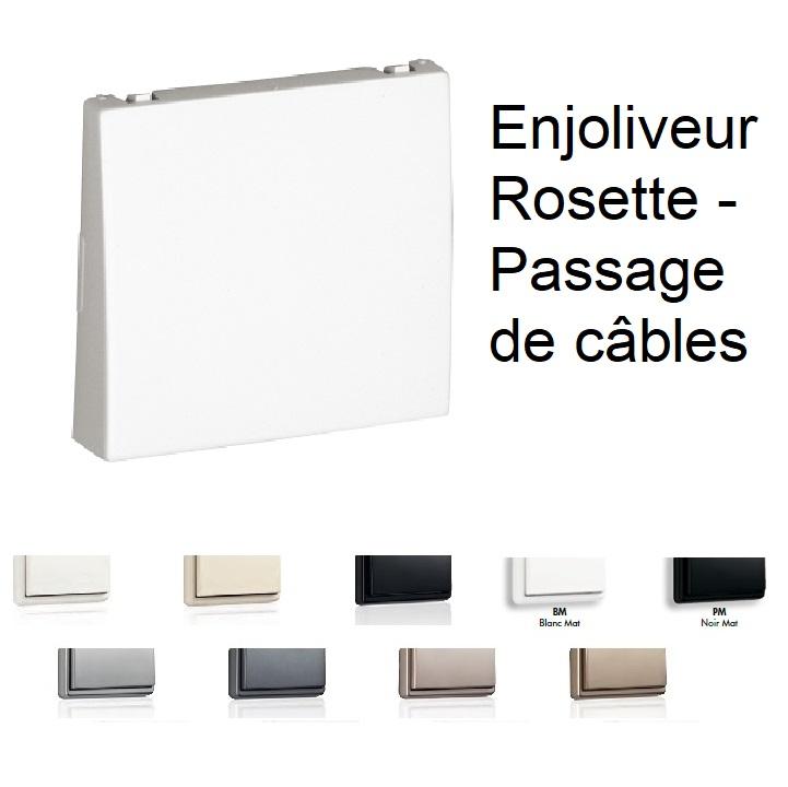 Enjoliveur Rosette / Sortie de câbles - APOLO5000