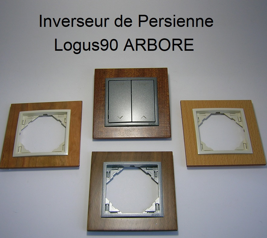 Inverseur de Persienne - Logus90 ARBORE