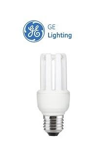 Ampoule Fluocompacte Stick T3 - 9W de GE-lighting