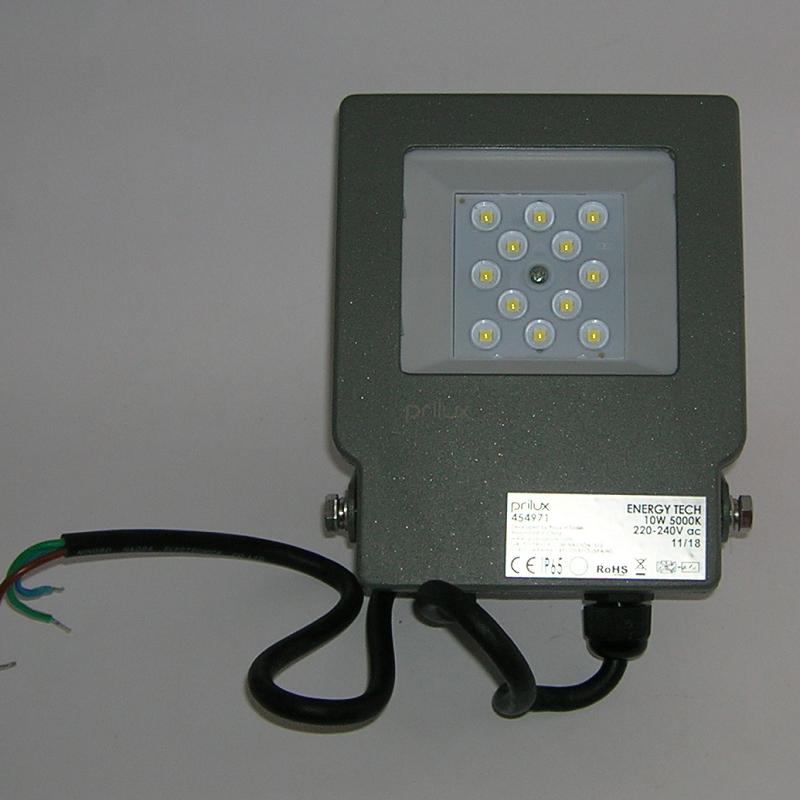 Projecteur LED Energy TECH 10W - 5000 kelvin