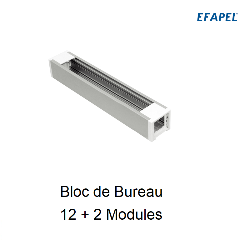 Bloc de Bureau 12+2 Modules