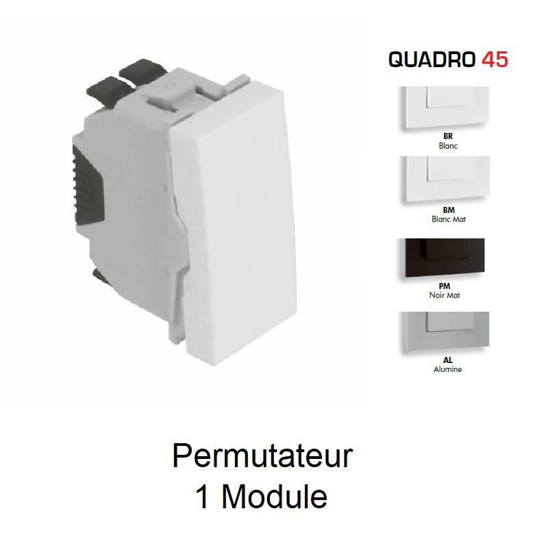 Permutateur - 1 Module QUADRO 45