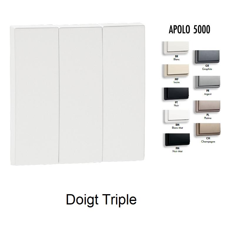 Doigt Triple APOLO 5000