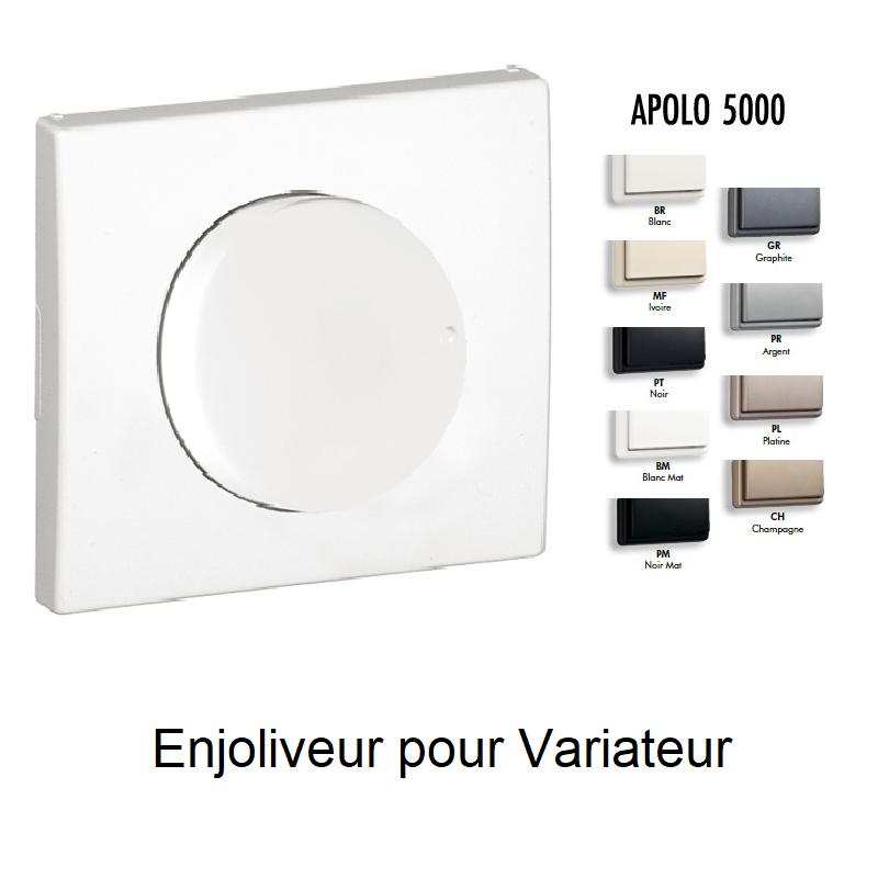 Enjoliveur pour Variateur / Va-et-Vient APOLO5000
