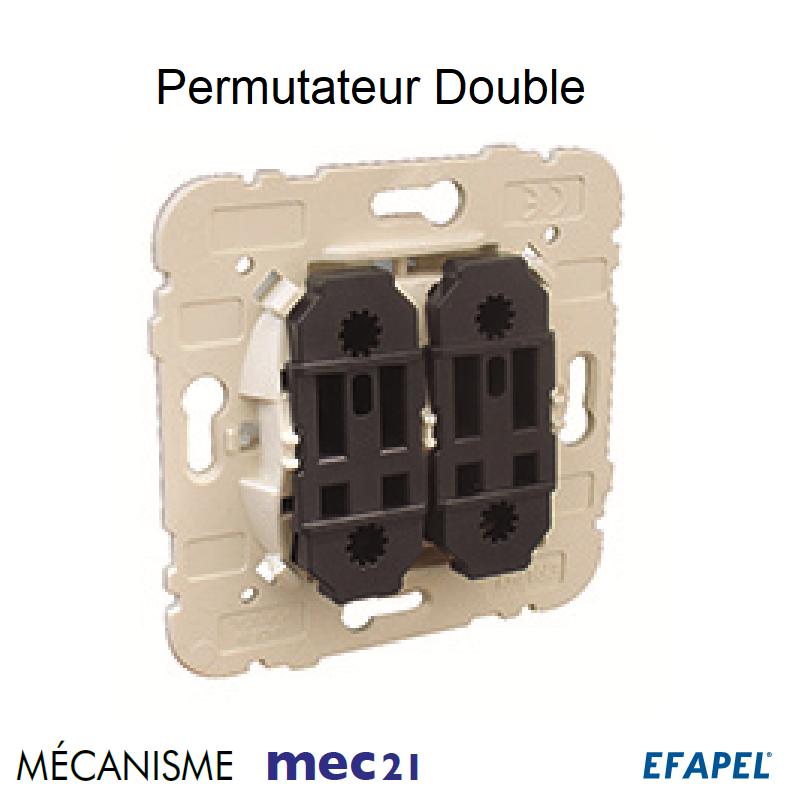 Mécanisme de Permutateur Double