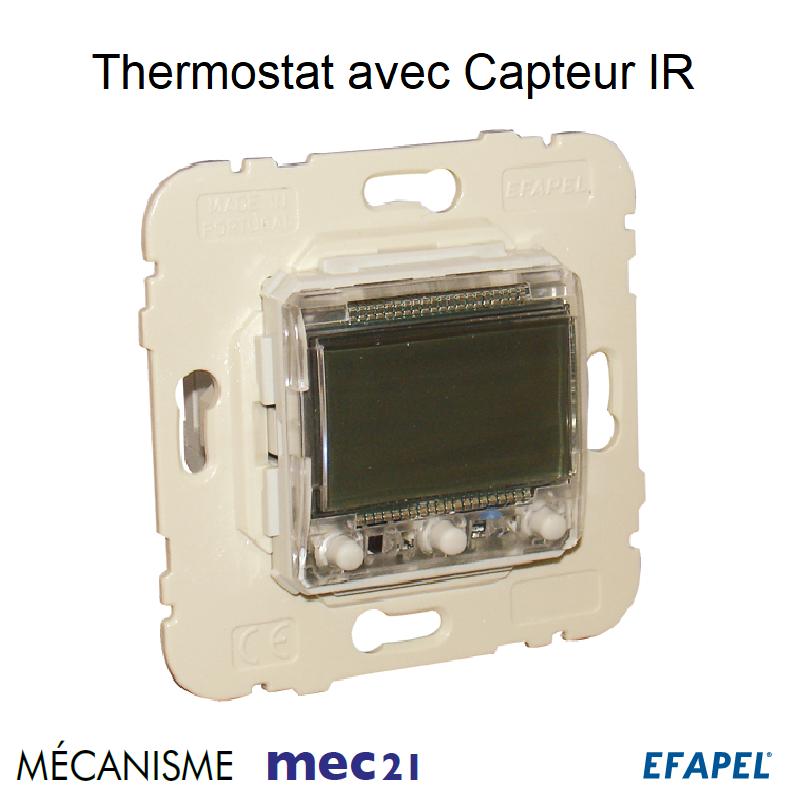 Mécanisme de Thermostat Multifonctionnel