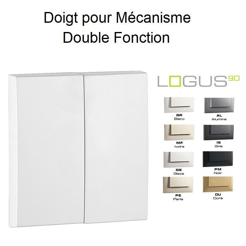 Doigt pour Mécanisme Double Fonction - LOGUS 90