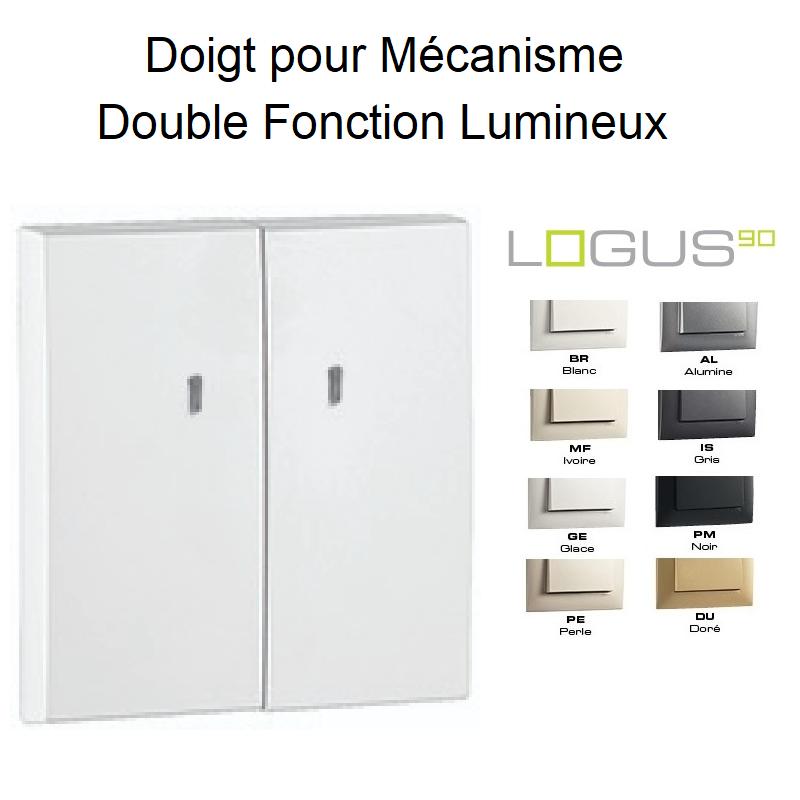 Doigt Mécanisme Double Fonction Lumineux - LOGUS 90