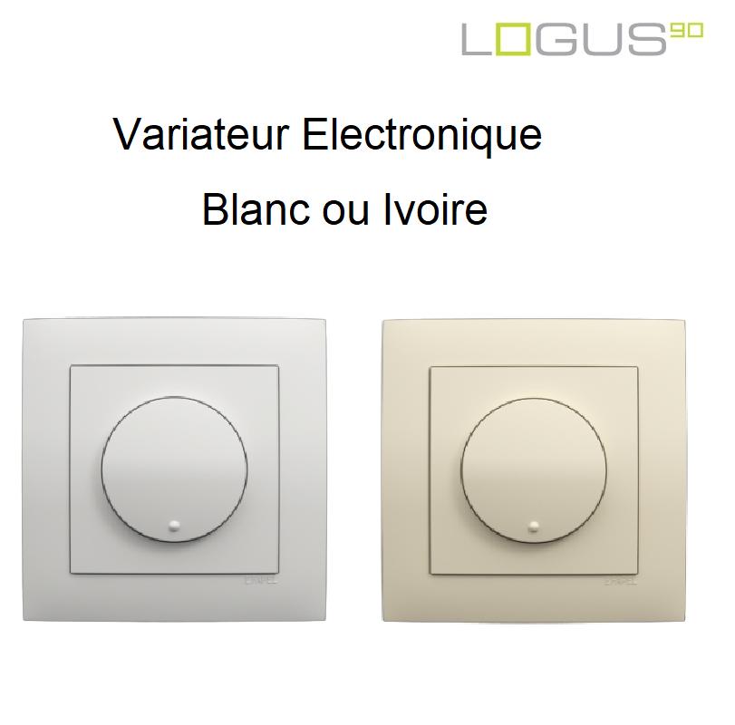 Variateur Va-et-Vient Electronique LOGUS90