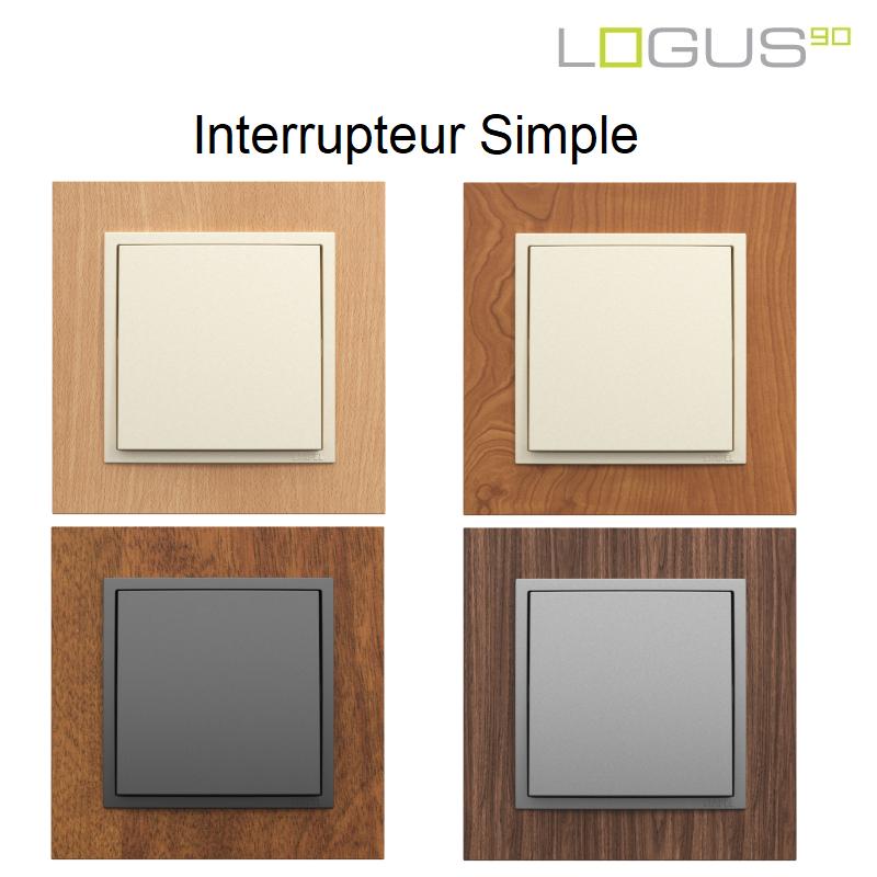 Interrupteur Complet - Logus90 ARBORE