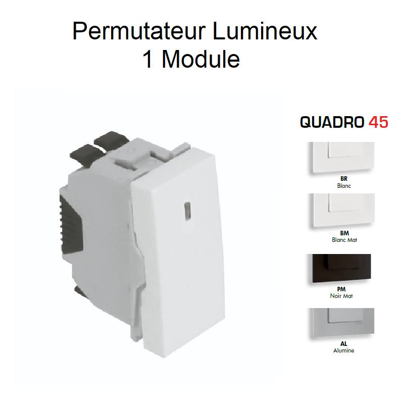 Permutateur Lumineux - 1 Module QUADRO 45