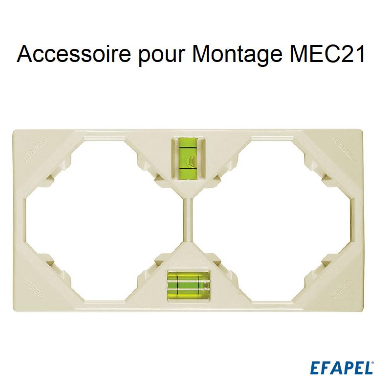 Accessoire pour montage mécanisme mec21