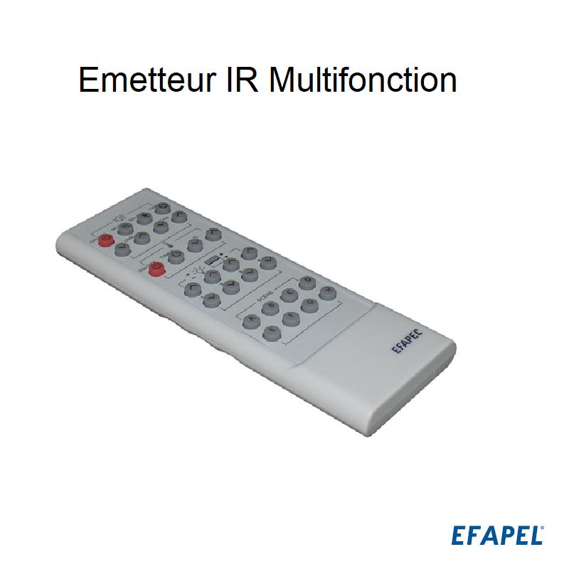 Emetteur IR Multifonctions