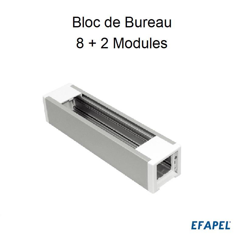Bloc de Bureau 8+2 Modules