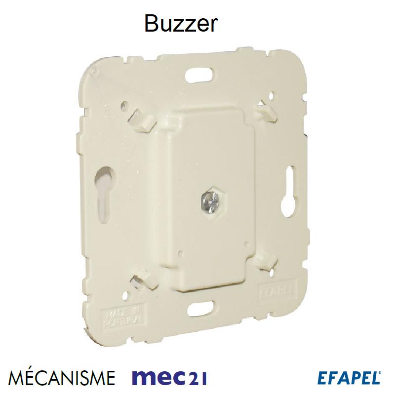 Mécanisme pour Buzzer
