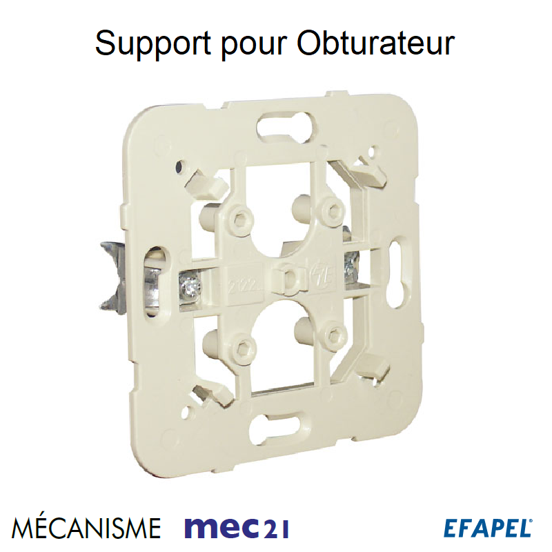 Support pour Obturateur mec21
