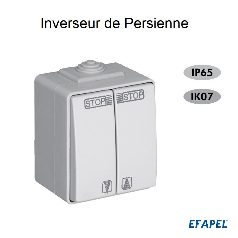 Inverseur de Persienne IP65