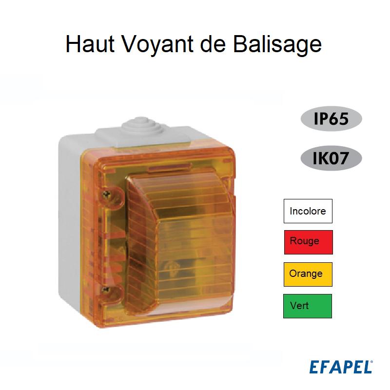 Haut Voyant de Balisage IP65 - ETANCHE 48