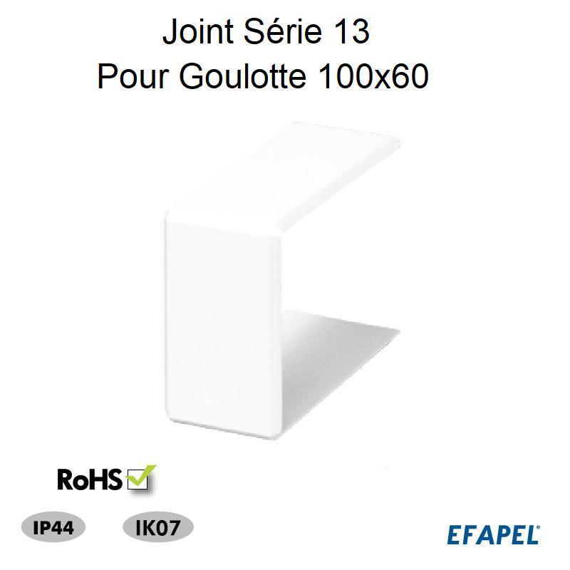 Joint Pour Goulotte Série 13 - 100x60
