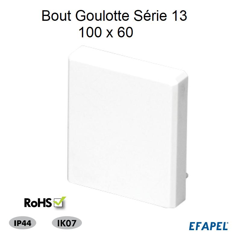 Bout pour Goulotte Série 13 - 100x60