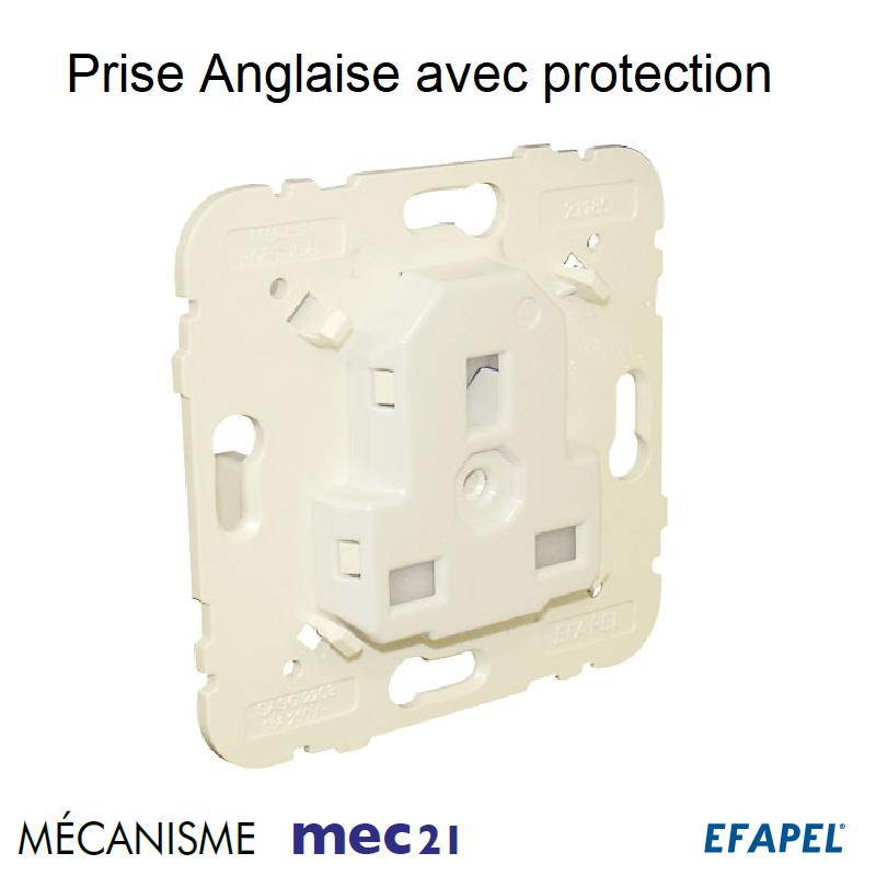 Mécanisme de Prise Anglaise avec Protection