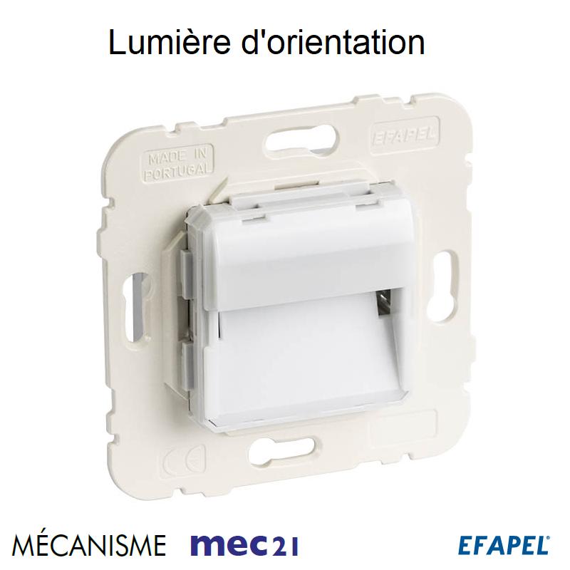 Mécanisme de Lumière d\'Orientation