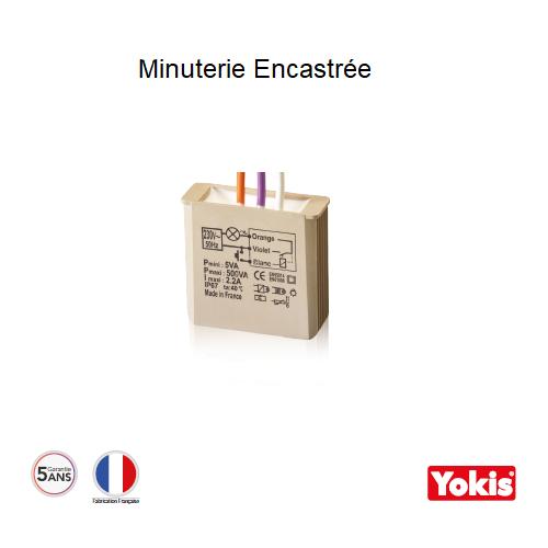 Minuterie 500W sans neutre MTM500E