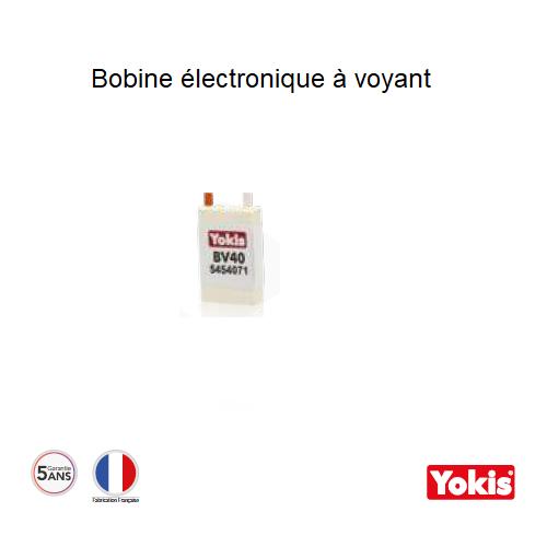 Bobine électronique à voyant BV40