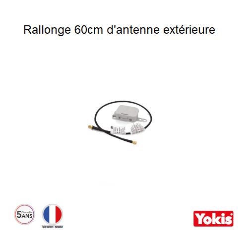 Rallonge de 60cm d\'antenne extérieure RAL60