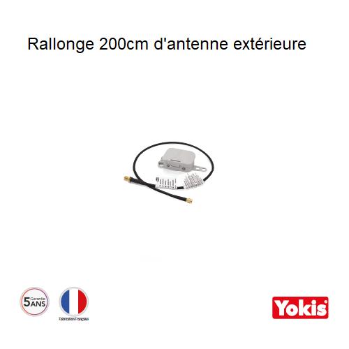 Rallonge de 200cm d\'antenne extérieure RAL200