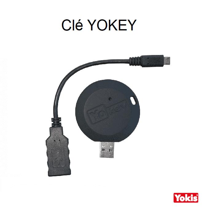 Clé USB YOKEY